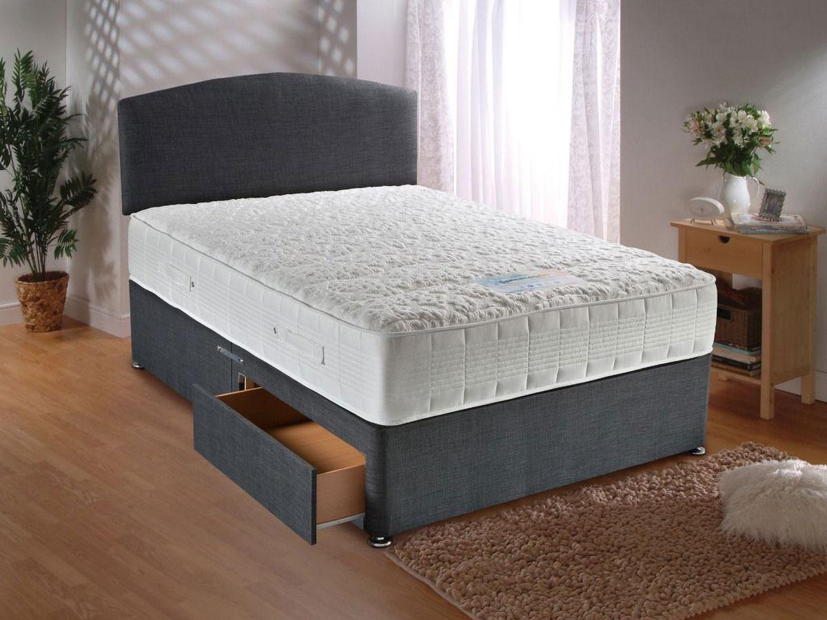 4ft Small Double Sleep Shop Cool Supreme 1500 Mattress