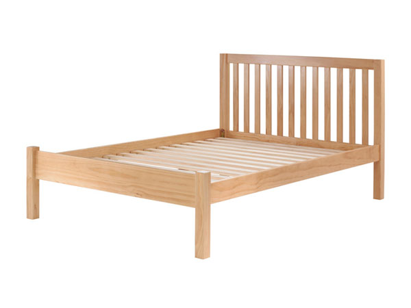 Sleep To Go 3ft Single Silentnight Hayes Bedstead In Pine