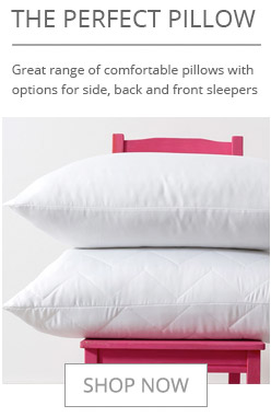 The Perfect Pillow - Shop Now